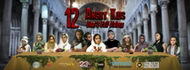 """""""12 Angry Kids"""" is a story about 12 juror kids who are trying the case of the boy who fell asleep in church."""