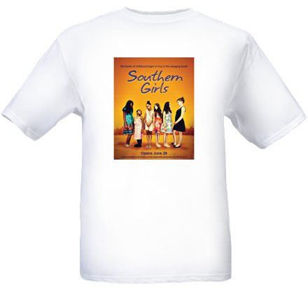 Southern Girl Standard T-Shirt 01 (Front Only)