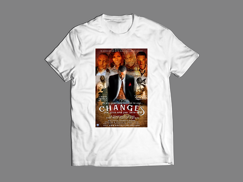 CHANGES THE MUSICAL T-SHIRT