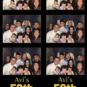 Avi's 50th Birthday