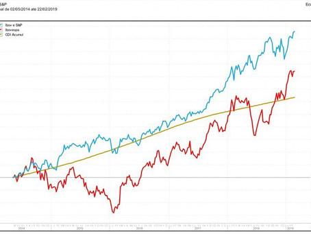 Por que a alocação internacional é importante para o investidor ?