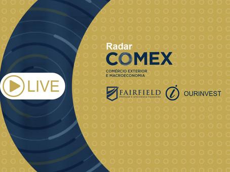 Radar Comex Especial - O Cenário Internacional com Rubens Barbosa