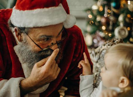 Boas Festas! Feliz Natal!
