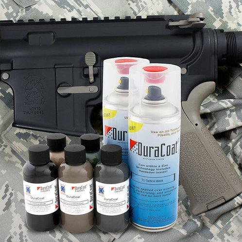 DuraCoat Tactical Ultra Flat Colours