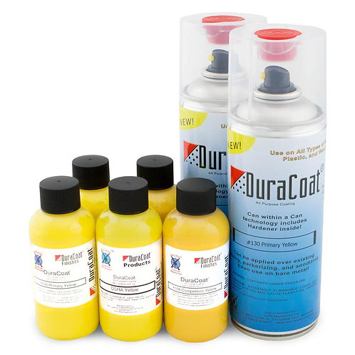 DuraCoat Standard Colours - Yellows