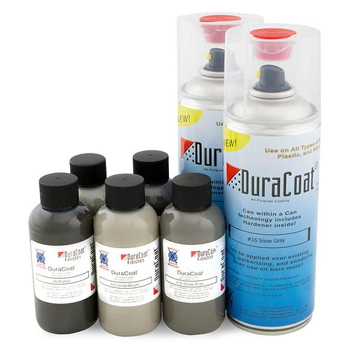 DuraCoat Standard Colours - Grays