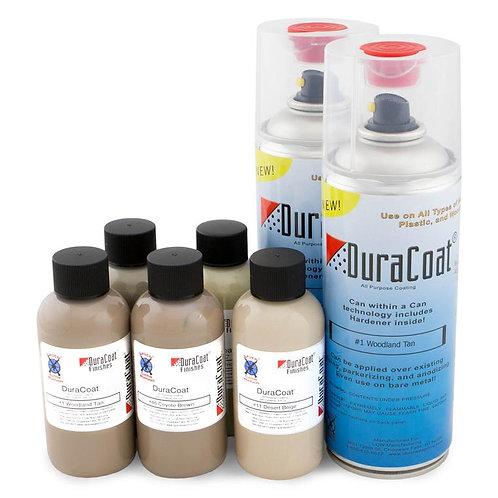 DuraCoat Standard Colours - Tans