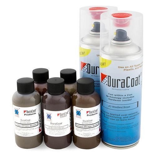 DuraCoat Standard Colours -Browns