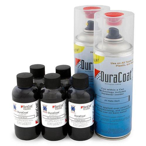 DuraCoat Standard Colours - Blacks