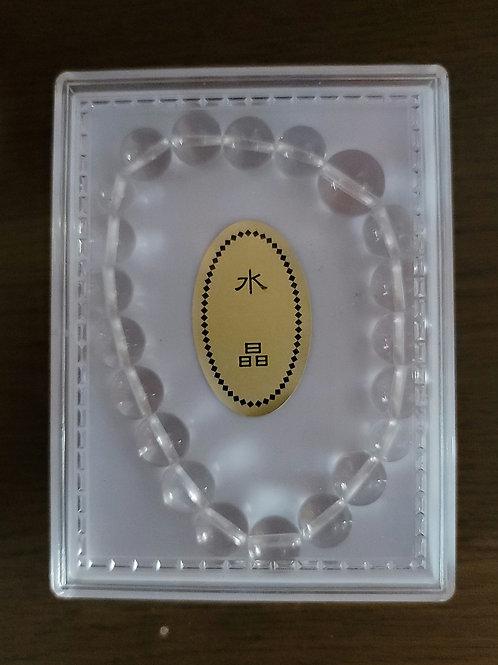 腕念珠(水晶)·御霊入り