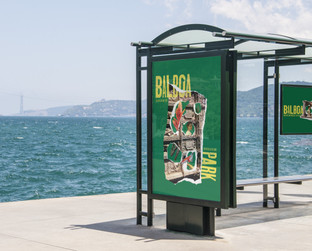 Balboa Park Bus Rest
