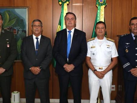 08/05/21 - Forças Armadas: Um novo paradigma institucional
