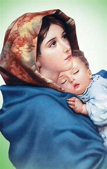 SOLEMNITY OF MARY, THE HOLY MOTHER OF GOD JANUARY 1, 2021