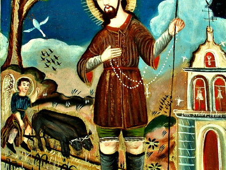 SATURDAY OF THE SIXTH WEEK OF EASTER MAY 15, 2021 MEMORIAL OF ST ISIDORE