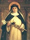 CATHERINE OF SIENA APRIL 29, 1380