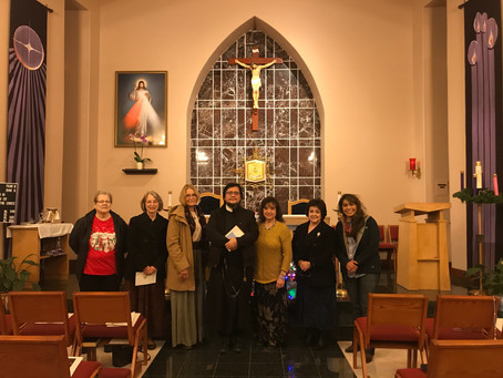 DAY 2 DECEMBER 14, 2020 TEACHINGS BY FATHER MICHAEL