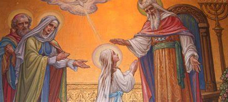 SATURDAY OF THE THIRTY-THIRD WEEK IN ORDINARY TIME-THE PRESENTATION OF OUR BLESSED VIRGIN MARY