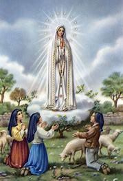 OUR LADY OF FATIMA MAY 13, 2020