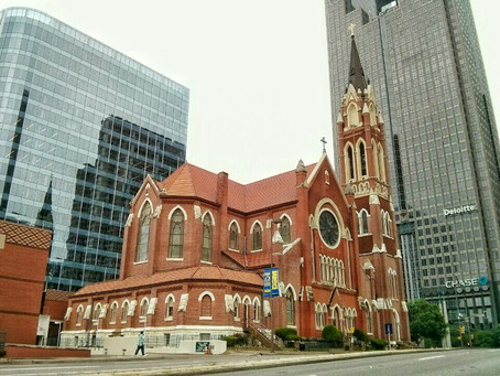 DAY 2,  DECEMBER 14, 2020, OUR LADY OF GUADALUPE CATHEDRAL SEAT OF THE CITY'S  BISHOP DALLAS TEXAS