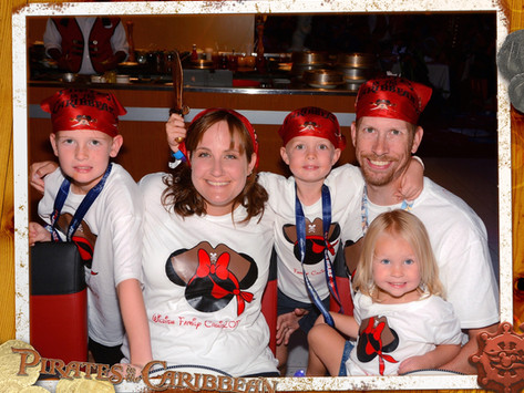 5 Reasons To Take Your Baby or Toddler on a Disney Cruise