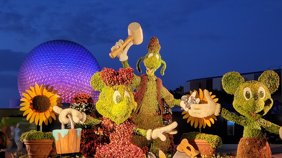 5 Reasons Spring is the Greatest Time to Visit Disney World