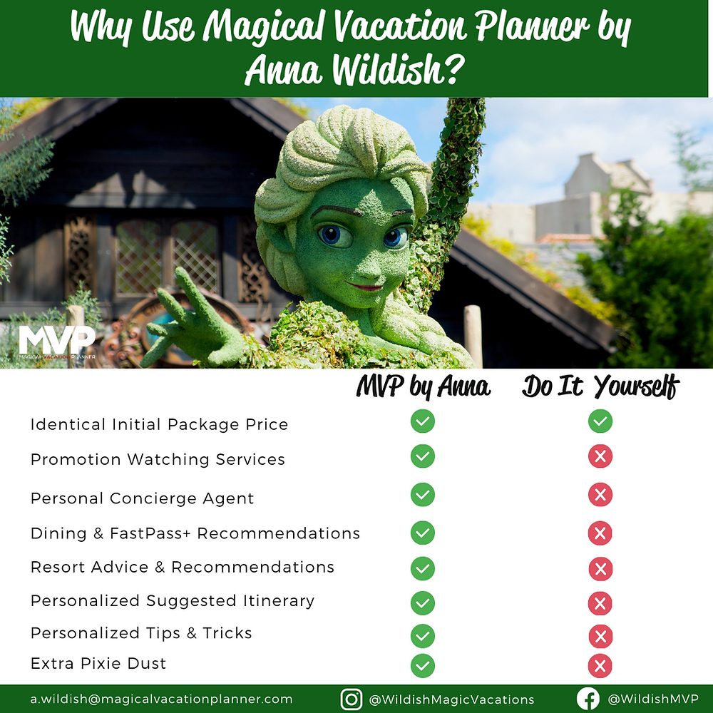 Disney Vacation Travel Agent