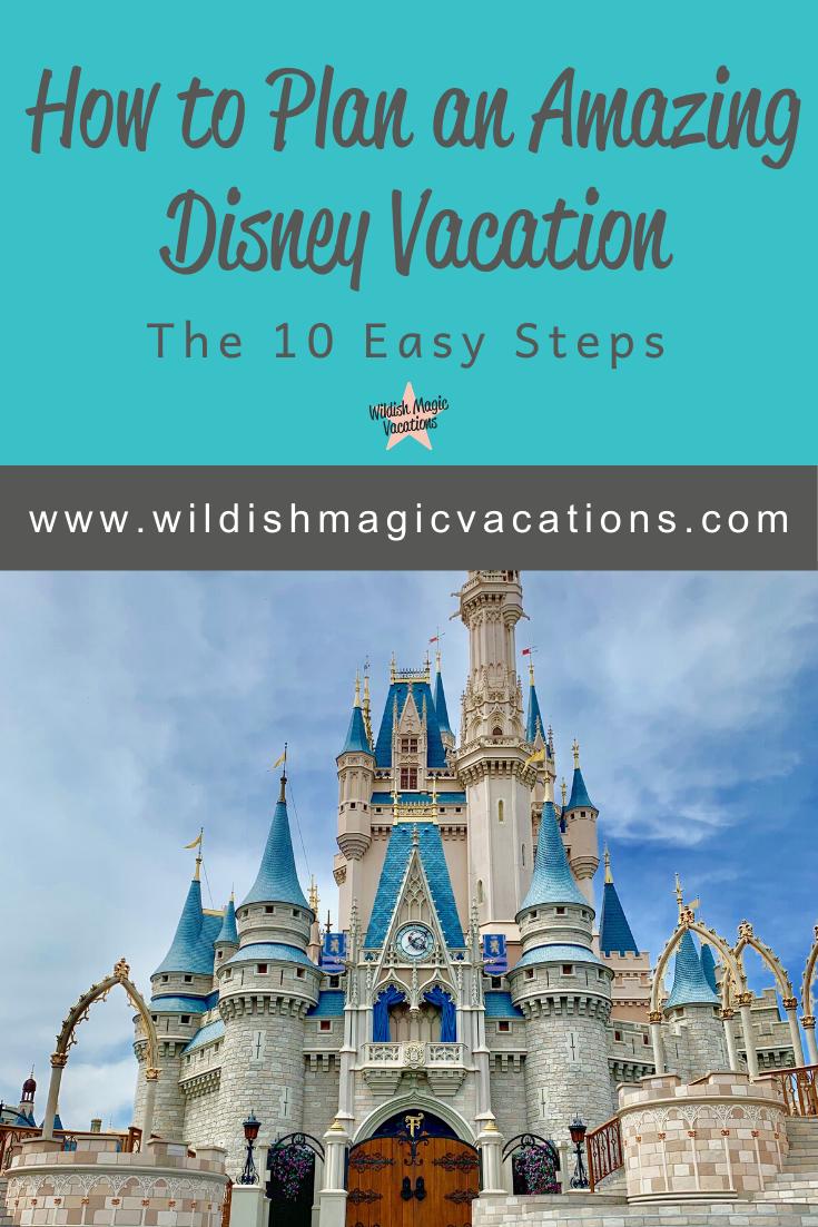 Disney Vacation Planning Tips