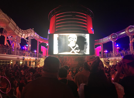 How to Make the Most of Pirate Night on Disney Cruise Line