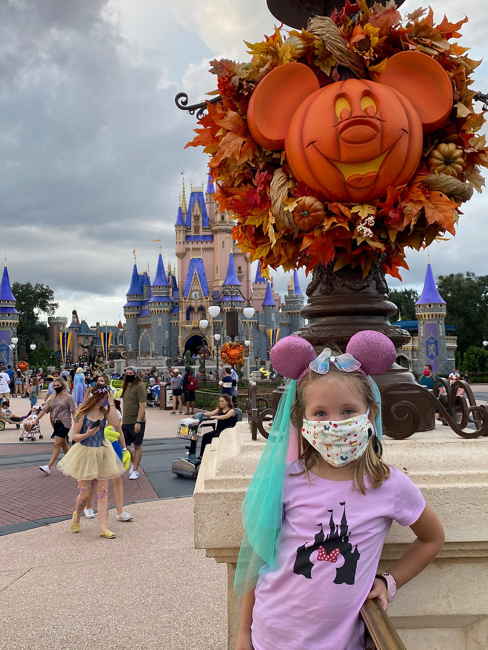 Disney World Fall Family Vacation