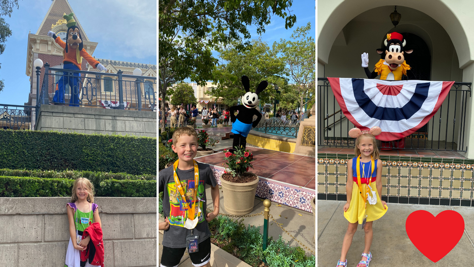 How to Find Your Favorite Characters at Disneyland