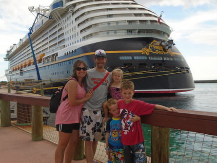 10 Reasons Why Disney Cruise Line is the Perfect Family Vacation