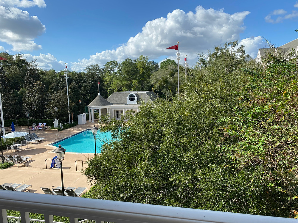 Disney's Yacht Club Hotel Review; Disney World Resort Hotel; Best hotel at Disney World