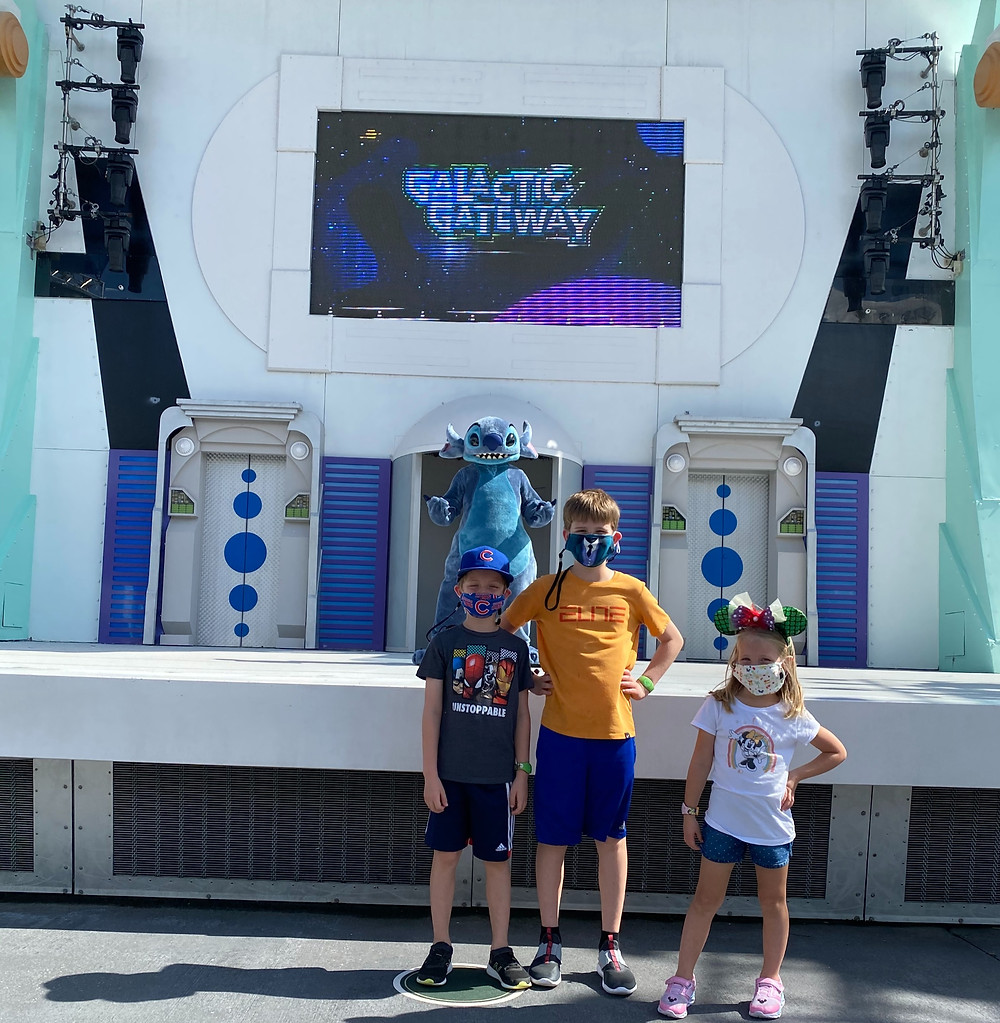 How to find a Disney World Character Cavalcade