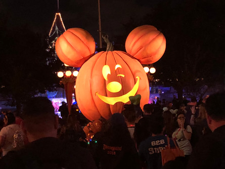 Why Disneyland is the BEST at Halloween