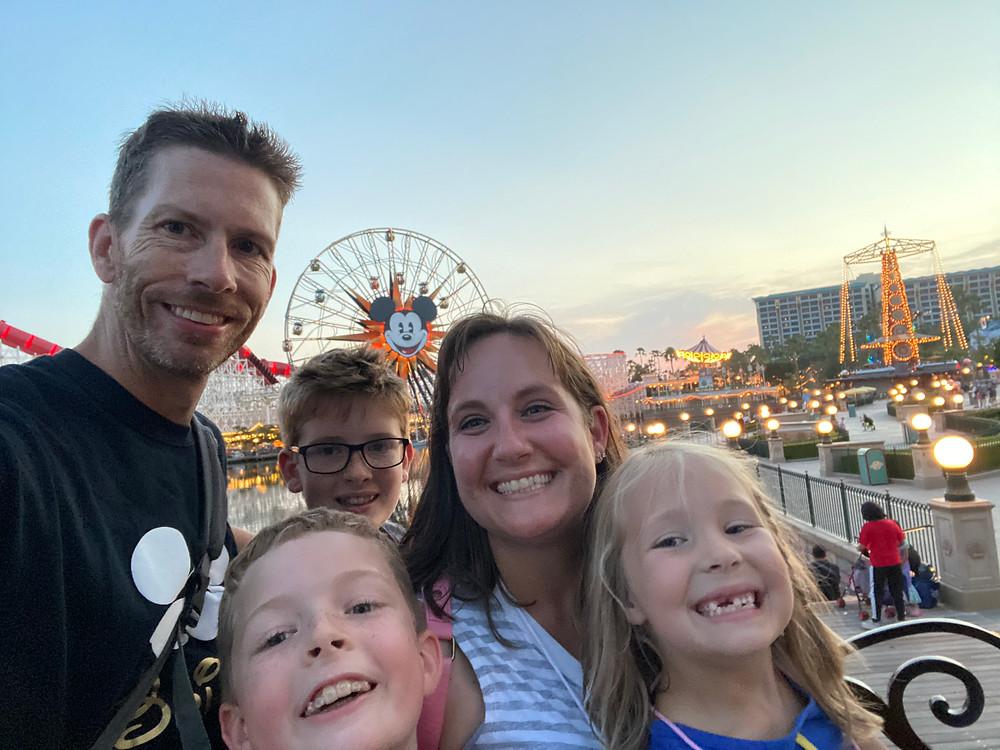 Visiting Disneyland Resort after COVID