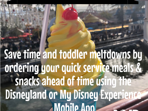 Disney Mobile Ordering is a Lifesaver
