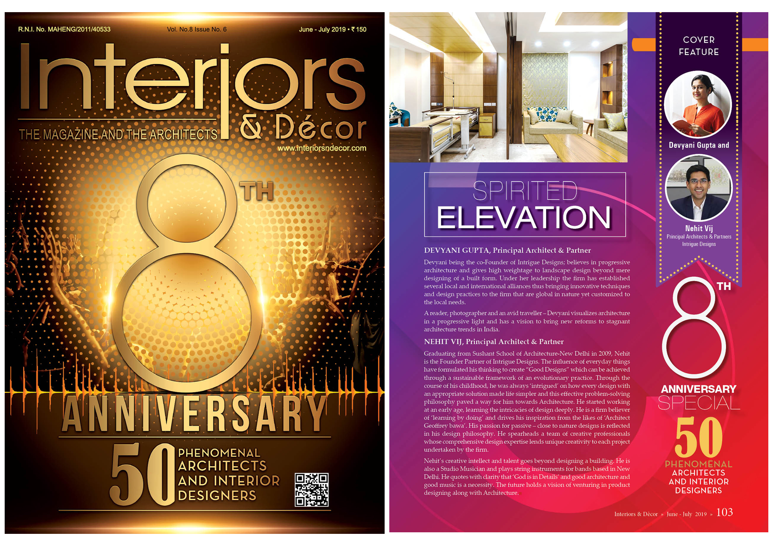 Interiors & Decor Magazine