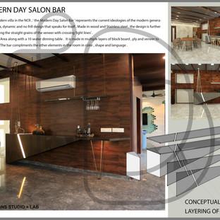 The Salon Bar.