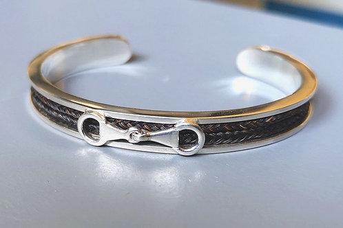 Snaffle Cuff Bracelet - Standard