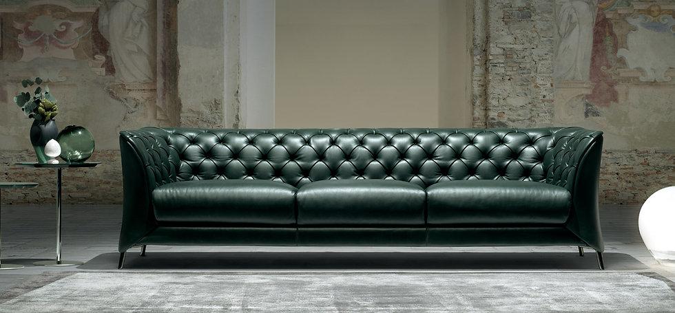 Natuzzi Italia La Scala Sofa