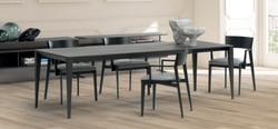 Leggero mesa - Lisa silla - Ido sideboard