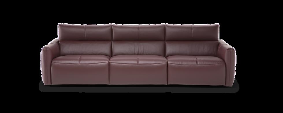 Natuzzi Italia Galaxy 3 Reclining Sofa