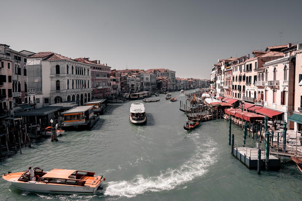 DIE STADT AN DER LAGUNE  IMAGE 10 OF 13  Venedig 2019