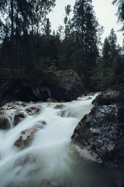 WILD RIVER  IMAGE 2 OF 5  Hintersee bei Ramsau 2020