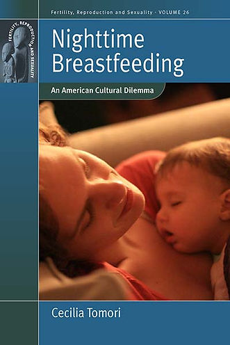 Nighttime Breastfeeding: An American Cultural Dilemma book cover