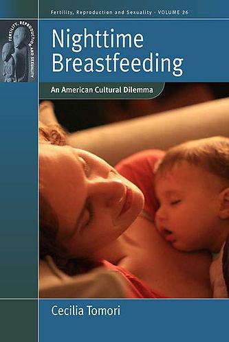 Nighttime Breastfeeding: An American Cultural Dilemma book cover