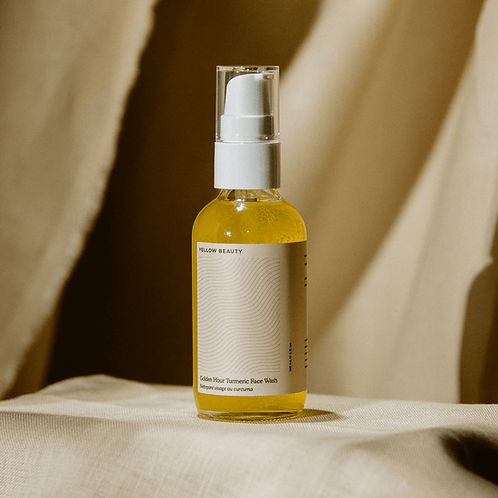 Yellow Beauty - GOLDEN HOUR Face Wash