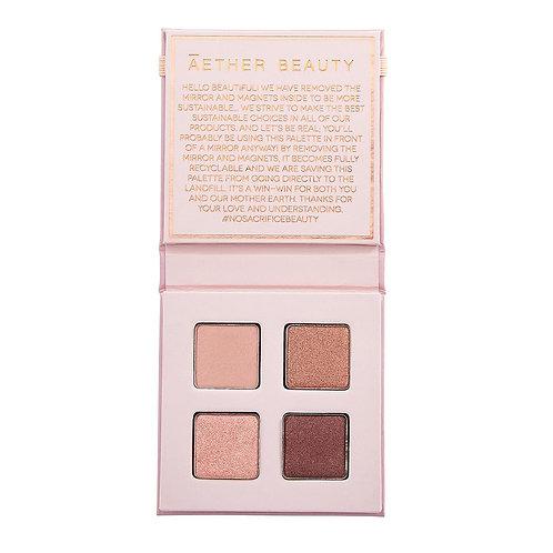 Aether Beauty - Ametrine Crystal Quad Eye Shadow Palette