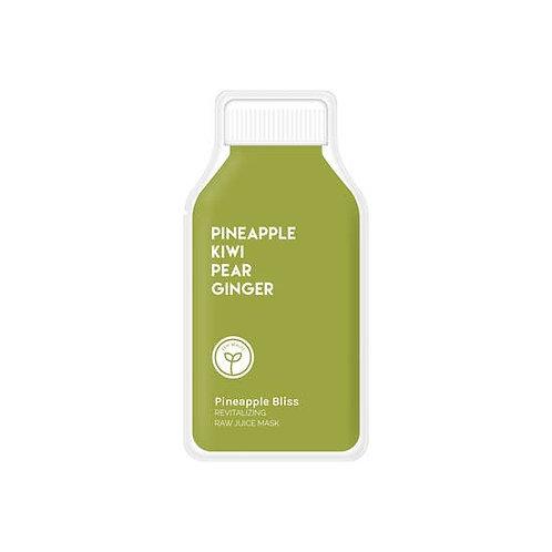 ESW - Pineapple Bliss Revitalizing Raw Juice Sheet Mask