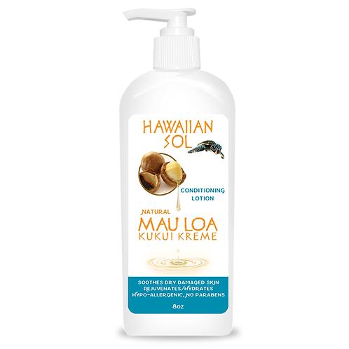 Hawaiian Sol - Mau Loa Kukui Kream - after sun lotion